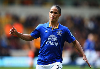 On-loan midfielder Steven Pienaar
