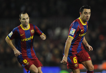 Could Iniesta and Xavi be just getting started?