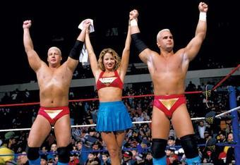 I'd be willing to put up with the Bodydonnas again if it meant Sunny would return. (Image courtesy of WWE.com)