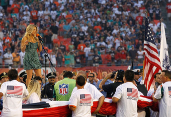 Sun Life Stadium has been a destination for celebrity and nightlife, not winning football