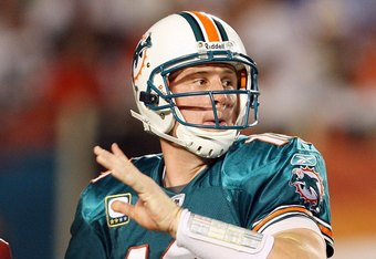 Bradford and Chad Pennington share a penchant for taking care of the football. Will that change for Bradford like it did for Pennington?