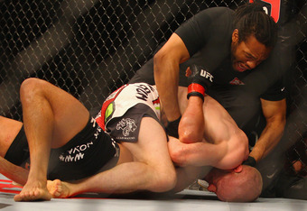 Kampmann submits Alves in comeback fashion at UFC on FX 2.