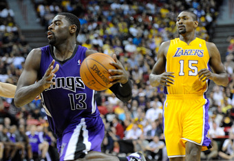 The Kings plus Kidd-Gilchrist equals exciting basketball.