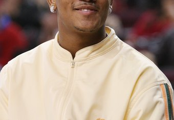 Romeo Miller- former USC basketball player