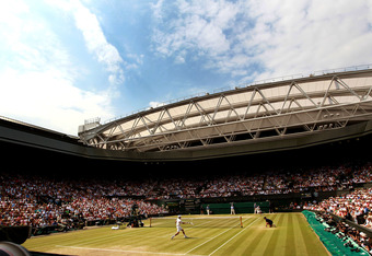 Wimbledon will also be the host this year to the 2012 London Olympic Games