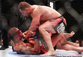 Velasquez crushes Silva via Tracy Lee / Yahoo! Sports