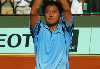 Michael Chang 1989 French Open champion