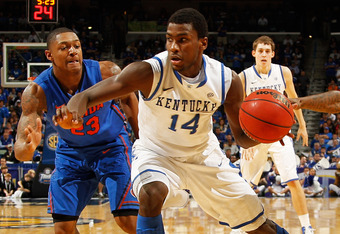 Who goes No. 2 in the draft, Bradley Beal or Michael Kidd-Gilchrist?