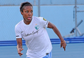 Nikki Washington (photo courtesy bluessoccerclub.com)
