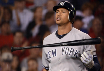 Alex Rodriguez's superstar days are over and done with.