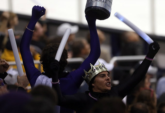 Kings fans are ready to realse 45 years of frustration. Wednesday night might be their moment.