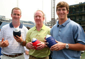 The Manning's of the NFL