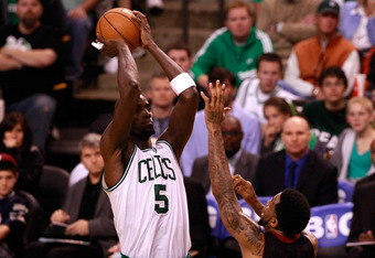 Kevin Garnett has experienced a resurgence in the 2012 playoffs.