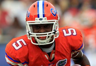 Florida cornerback Marcus Roberson