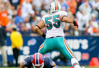 Will Koa Misi come out on top in the battle at outside linebacker?