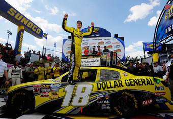 Logano has had immense Nationwide success in recent weeks.