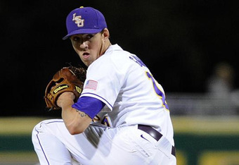 LSU Ace Kevin Gausman. Courtesy of Tiger Hype