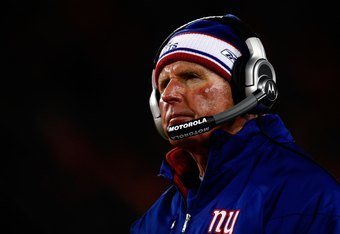 Coughlin weathered the tough times to bring two Super Bowl titles to NY.