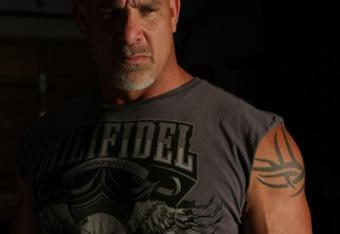 WWE Superstar Bill Goldberg is one of Milifidel's biggest supporters.