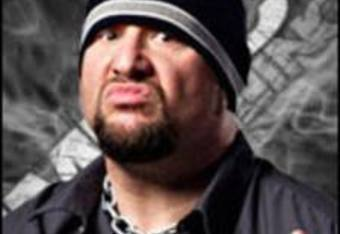 Yes this guy would probably spit in your face. Courtesy of TNA.