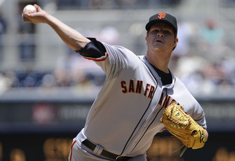 Matt Cain has anchored one of the best rotations in the league.