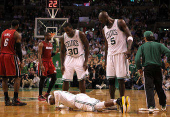 Boston can ill afford a Game 7 injury to young star Rajon Rondo.