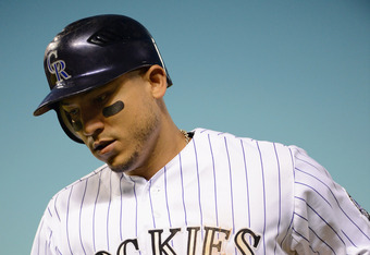 Carlos Gonzalez and the offense can only do so much