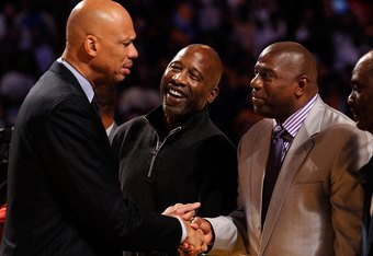 Kareem, Worthy and Magic