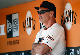 Bruce Bochy has some hard decisions regarding his ace.