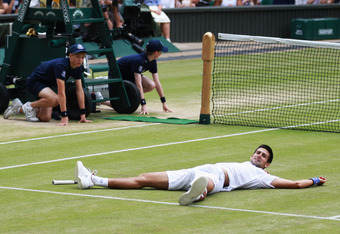 Wimbledon is where Nadal's Novak nightmare began last summer.