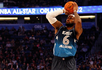 LeBron dominated the fourth quarter of the ASG up until his turnover on the final possession.