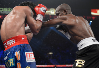 "Timothy Bradley hung in with Pacquiao for 12 rounds, but was said by ringside observers to have told Top Rank tsar Bob Arum himself after the fight, ""I just didn't have enough to beat him."""