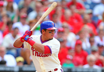 It's a good thing the Phillies have Carlos Ruiz.