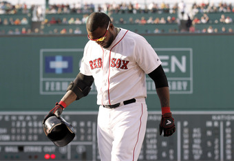 David Ortiz and the Red Sox have the misfortune of having to play in baseball's toughest division.