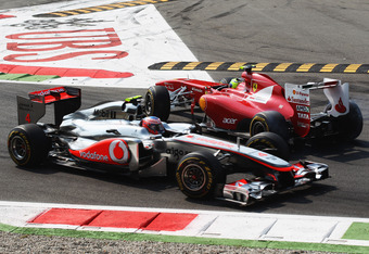 Button & Massa: Just who is going the right way?