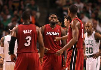Miami's Big 3