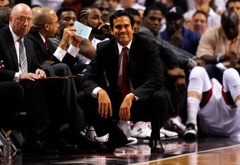 Coach Spo is going to need to make his mark this series