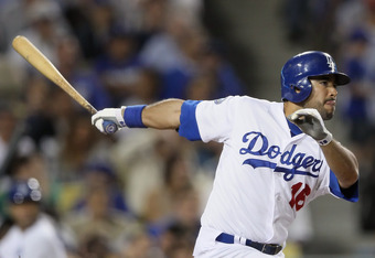 NL RBI leader Andre Ethier isn't going anywhere.