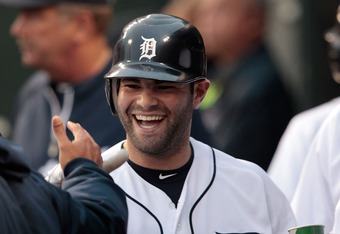 Alex Avila has emerged as one of the best young catchers in MLB.