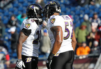 Lewis & Reed would have never donned Ravens uniforms