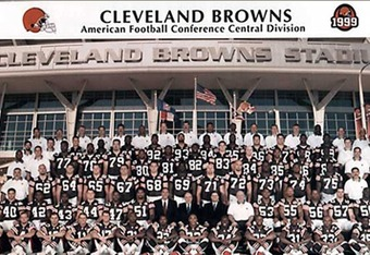 The Browns returned to Cleveland in 1999