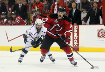 Adam Henrique had a knack for clutch goals this spring