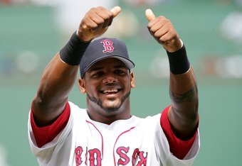 Wily Mo Pena hit .301 with 11 homers in 84 games in 2006.