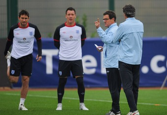 Capello and Terry