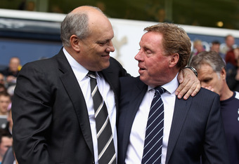 Two former Tottenham managers, Martin Jol and Harry Redknapp were both unable to bring the regular Champions League football Levy and the Tottenham board craved.
