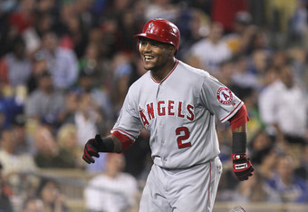 Can the Angels count on Aybar to be the answer at SS?