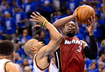 Heat won the first quarter in Tuesday's Game 1