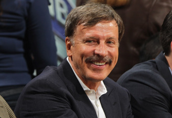 Rams owner Stan Kroenke