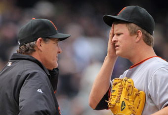 Giants pitching coach Dave Righetti deserves a ton of credit for his work with Cain.