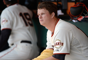Does Matt Cain want the same attention Brian Wilson gets?